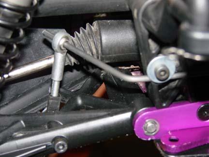 Montage barre anti roulis Bar2