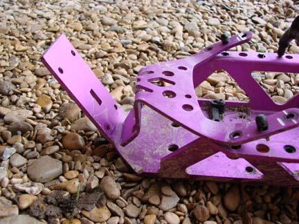 Nouvelles couleurs de chassis option Casse3