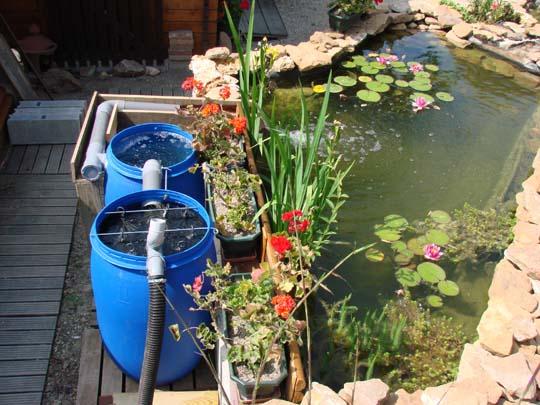 Filtre Pour Bassin De Jardin : Prix Et Achat Chez Irrijardin