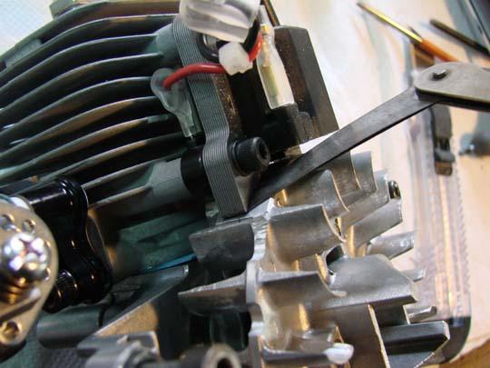 Préparation moteurs (amélioration perfs) Prepa25
